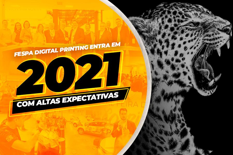 FESPA Digital Printing entra em 2021 com altas expectativas