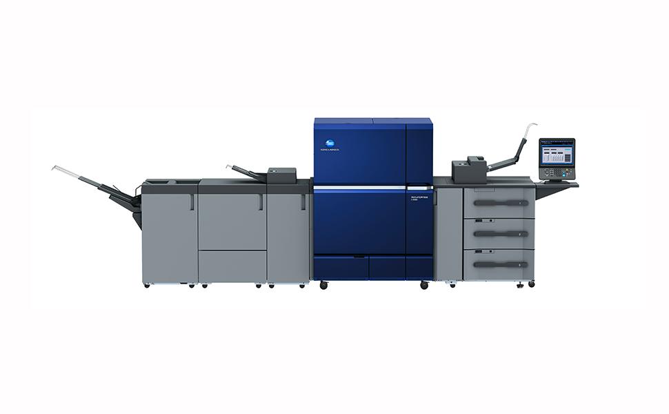 Konica Minolta destaca alta produtividade com AccurioPress C14000 na FESPA Digital Printing 2020