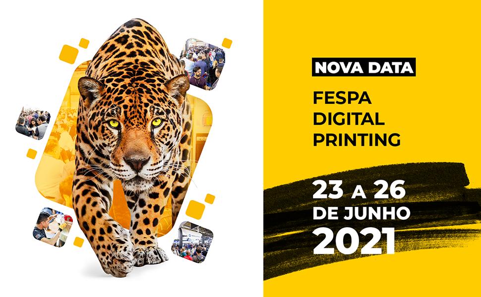 FESPA Digital Printing anuncia nova data