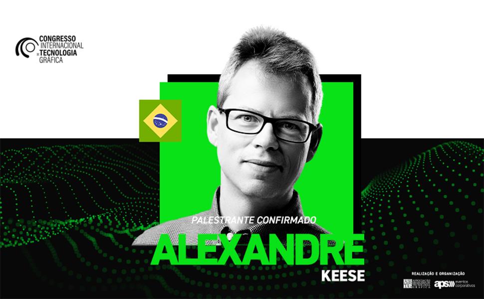 Diretor da FESPA Digital Printing palestra no Congresso Internacional de Tecnologia Gráfica