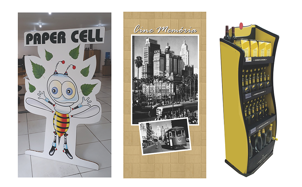 Paper Cell apresenta painéis para impressão digital na FESPA Digital Printing