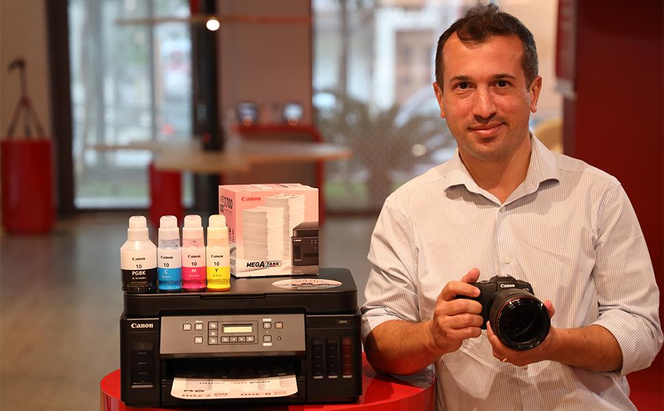 Canon do Brasil anuncia novo gerente de Marketing