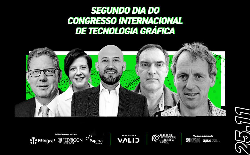 Segundo dia de Congresso trata de tecnologia e sustentabilidade
