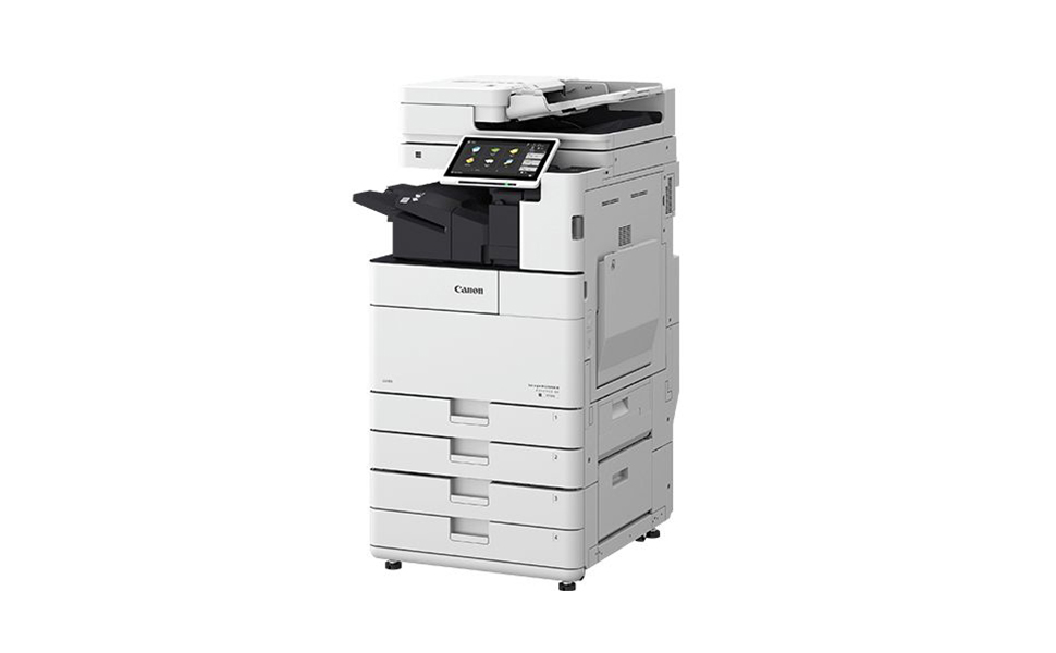 Canon lança impressoras imageRUNNER ADVANCE DX C3700 e 4700