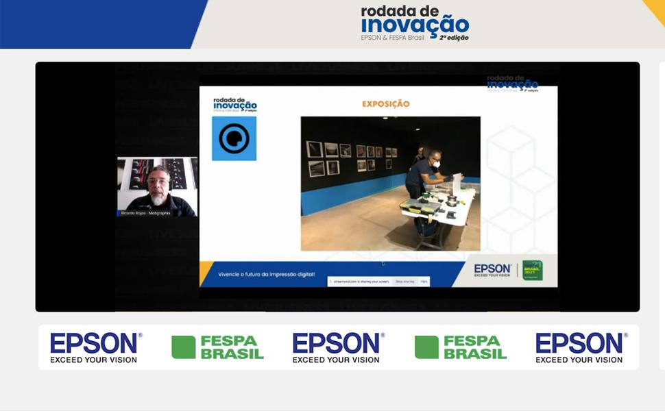 Fotografia e rótulos fecham a Rodada de Inovação Epson & FESPA Brasil 2ª Edição