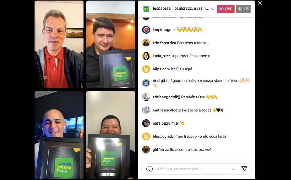 FESPA Expert é lançado em live