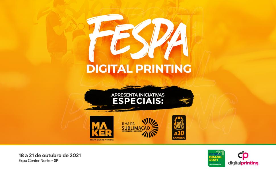 FESPA Digital Printing apresenta iniciativas especiais