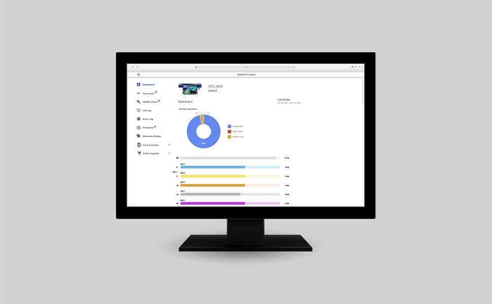 Roland DG desenvolve sistema para atender clientes TrueVIS