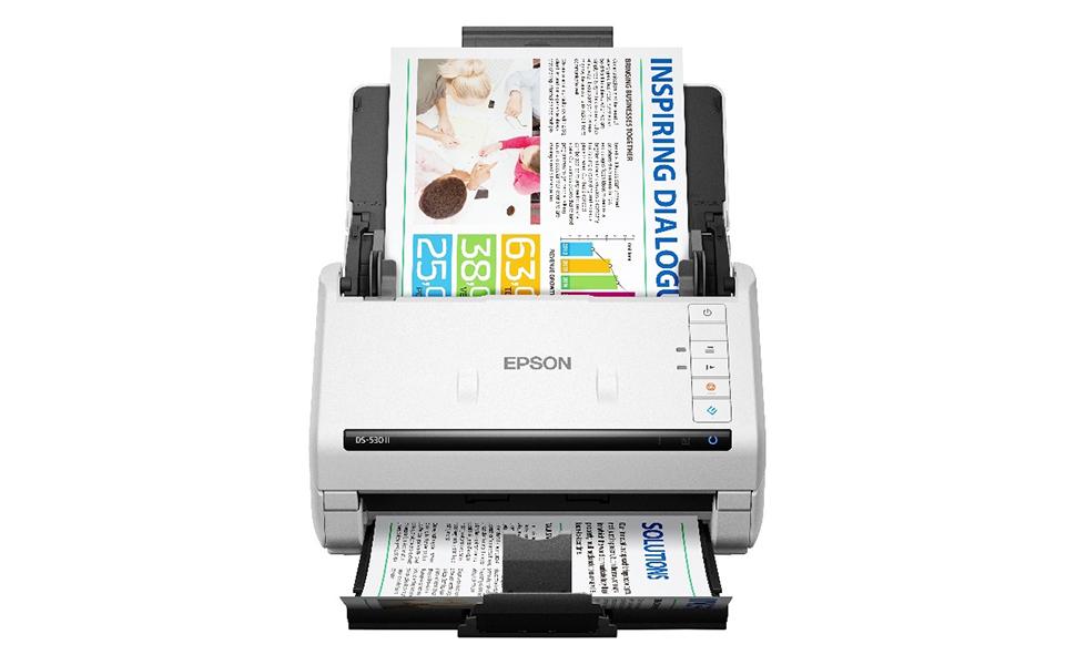 Epson amplia linha de scanners de documentos de alta velocidade