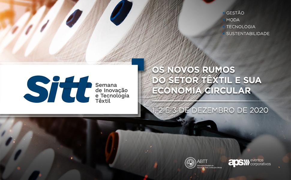 ABTT e APS anunciam Semana de Inovação e Tecnologia Têxtil