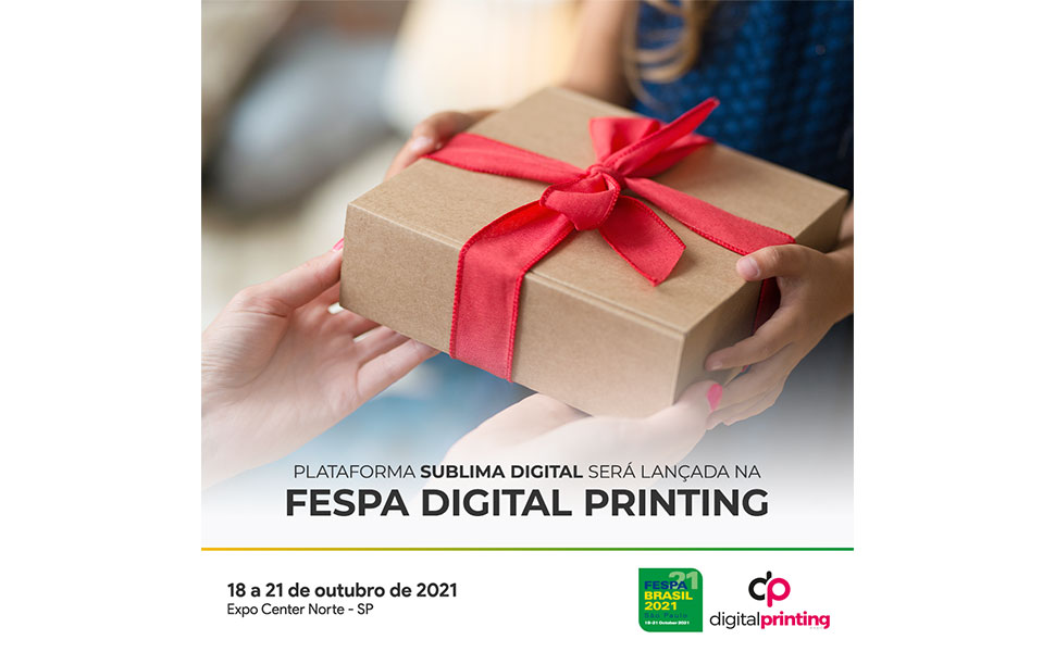 Plataforma para mercado de sublimação será lançada na FESPA Digital Printing