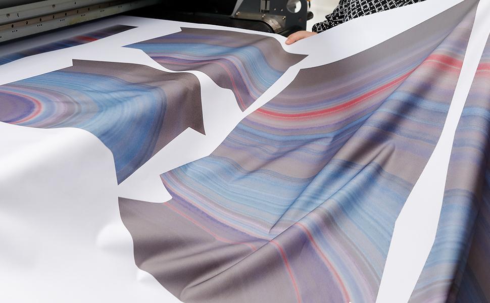 Artigo drupa Essentials of Print - Impressão Digital conduzindo a inovação na impressão têxtil