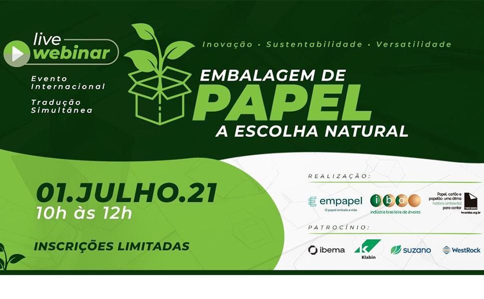 Two Sides promove evento para debater embalagem de papel