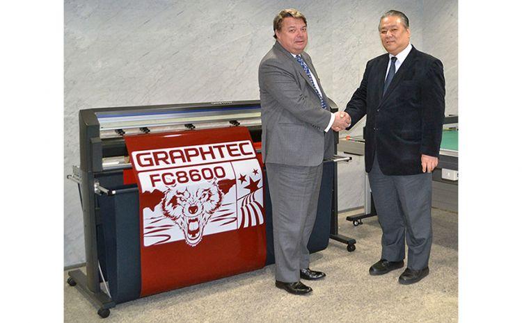 SAi anuncia acordo mundial com a Graphtec