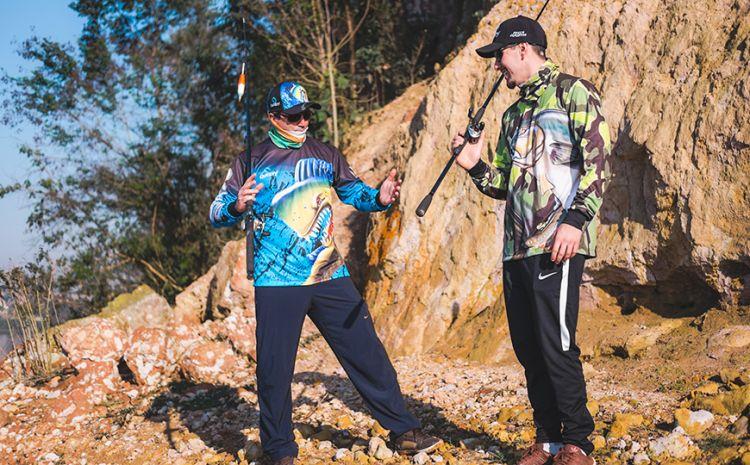 Empresa alcança sucesso com estamparia digital em vestuário para pesca