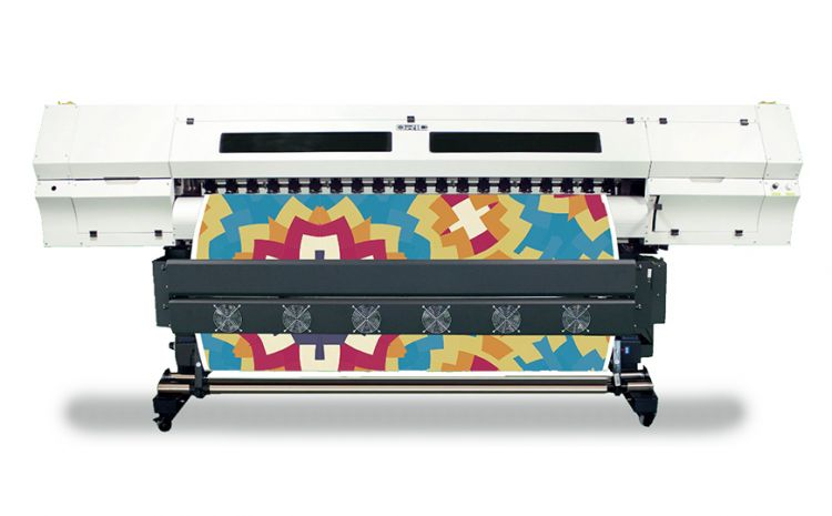 WiPrime lança equipamento de alta velocidade para o segmento têxtil na FESPA Brasil | Digital Printing 2019
