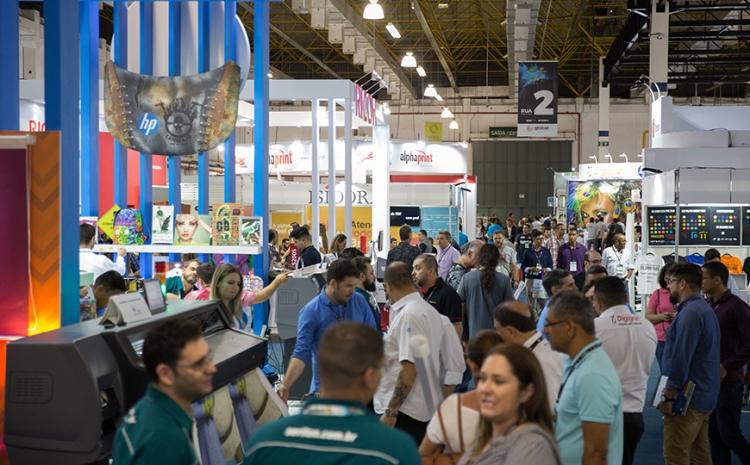FESPA Brasil | Digital Printing fecha primeiro dia com enorme sucesso