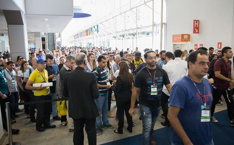 Vídeo: A FESPA Brasil   Digital Printing 2019 está de portas abertas para o público