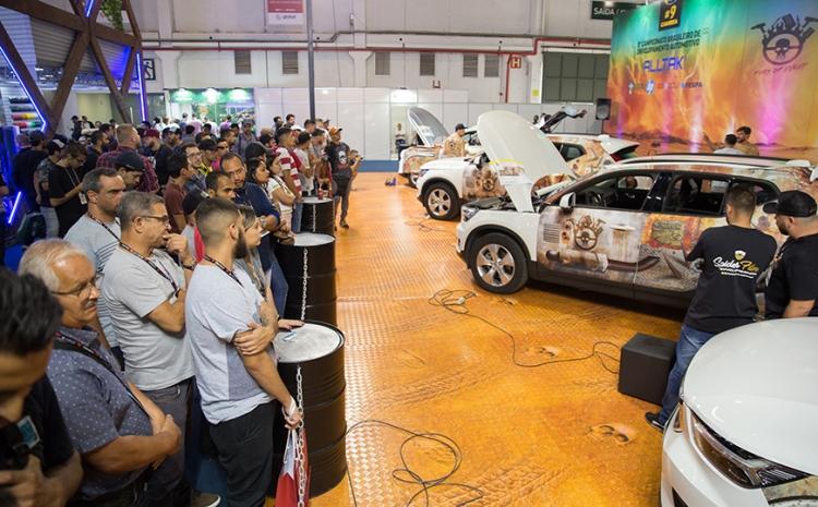 Grande final do CAMBEA #9 acontece hoje na FESPA Brasil | Digital Printing 2019