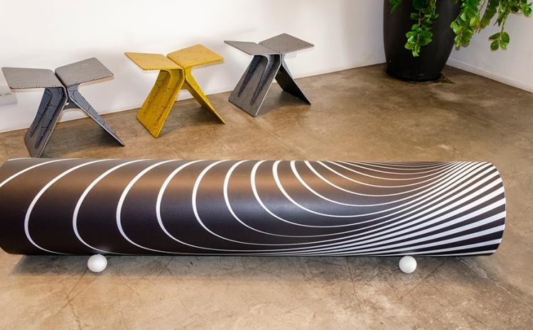 Tecnologia da Alltak está em exposição promovida durante a Semana de Design em Milão