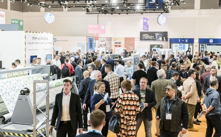 FESPA Global Print Expo 2019 na Alemanha apresenta novidades em soluções de serigrafia e impressão digital