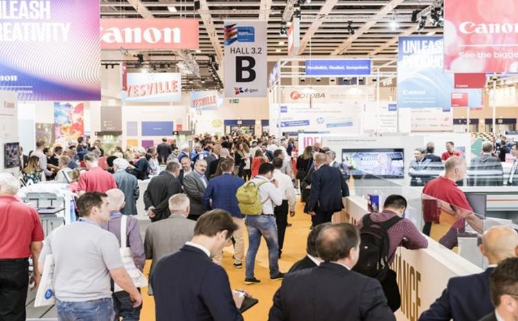 Descubra uma explosão de possibilidades na FESPA Global Print Expo 2019 na Alemanha