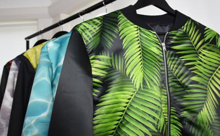 FESPA Print Make Wear traz pequena fábrica fashion para a feira na Alemanha