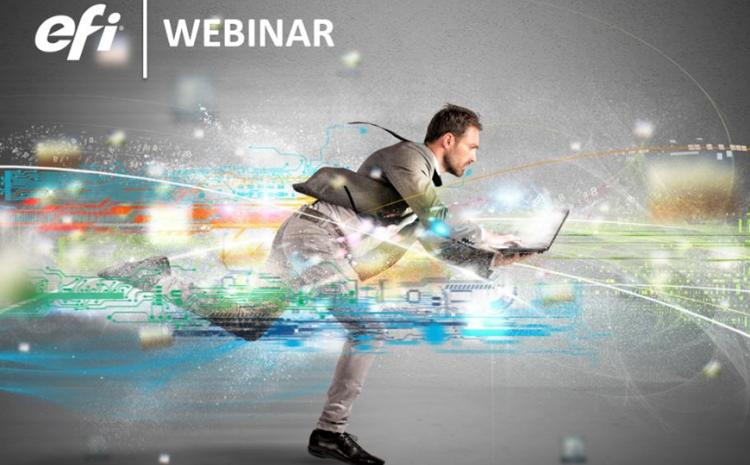 Webinar da EFI mostra como inovar no mercado de Comunicação Visual