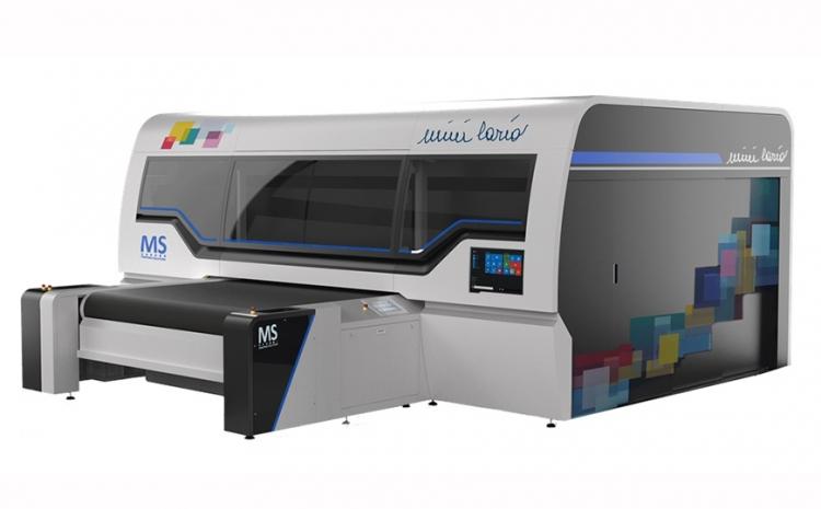 MS Printing lança nova impressora
