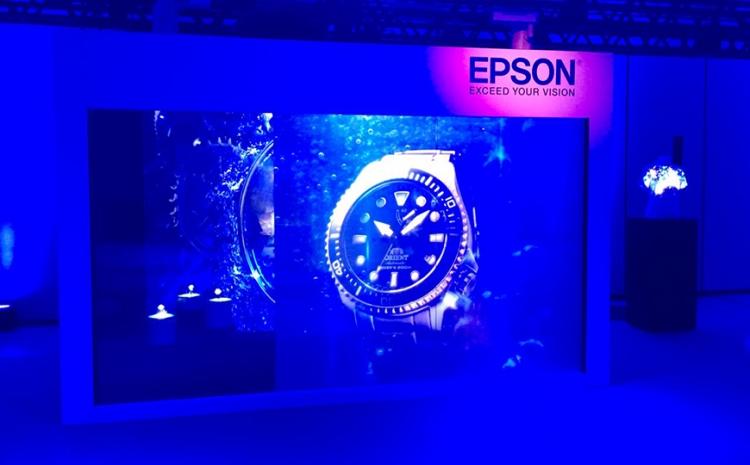 Epson apresenta soluções criativas para sinalização no varejo