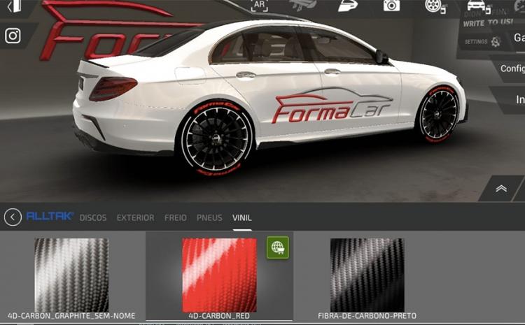 Alltak anuncia aplicativo mobile que simula aplicação do vinil