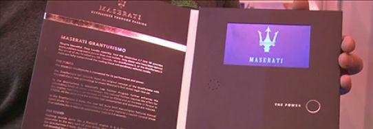 Digital Signage - fusão de vídeo e impresso