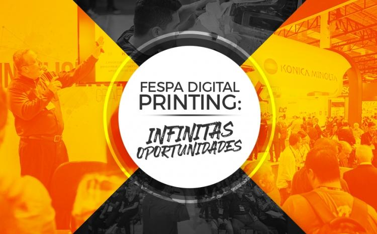 FESPA Digital Printing 2020 promove uma série de iniciativas aos visitantes