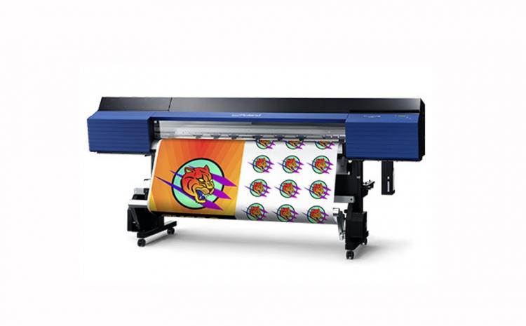 Nova impressora com recorte integrado tem tintas resistentes à abrasão