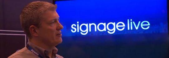 Digital Signage nas nuvens