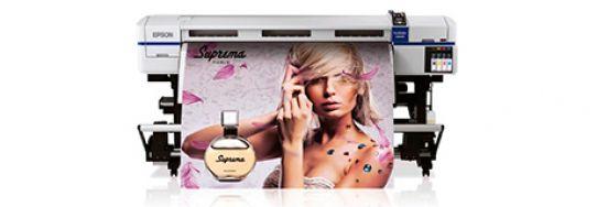 Impressora Epson revelada na FESPA Digital Barcelona é lançada no mercado latino-americano