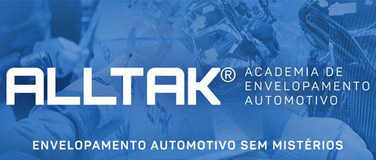 Alltak promove curso completo de dois dias em sua sede