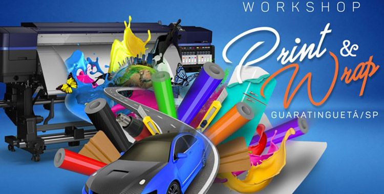 Global Química & Moda e Alltak promovem Print & Wrap