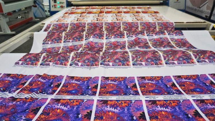 Impressão digital têxtil tem previsão global de crescimento em dois dígitos