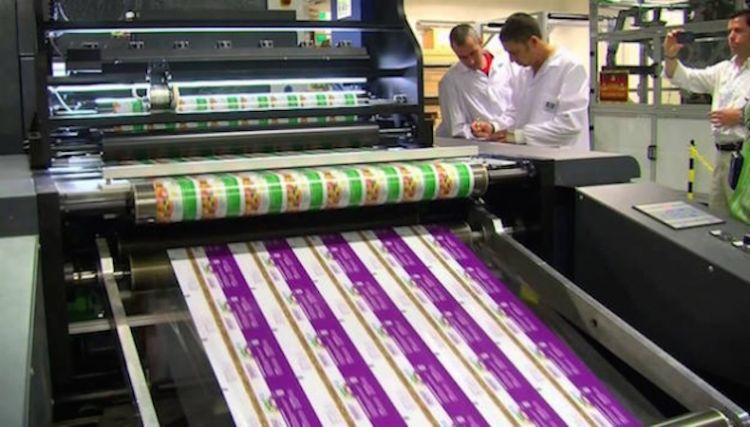 Artigo: Oportunidades para inkjet em embalagens e rótulos
