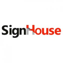 SIGN HOUSE